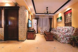 时尚小客厅家具图片
