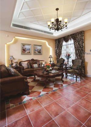 好看的小户型客厅沙发图片