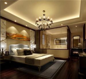 多功能家庭卧室装修图片
