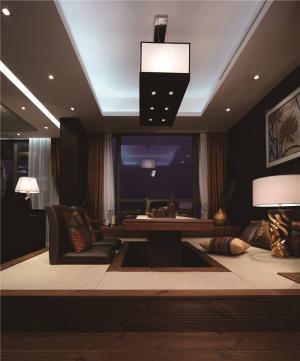 现代客厅家具套装图片