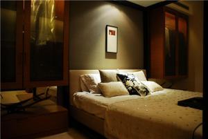 时尚十平米小卧室装修图欣赏