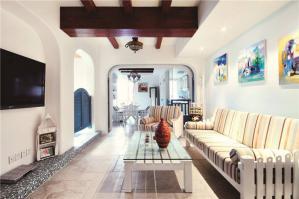 实木小客厅沙发