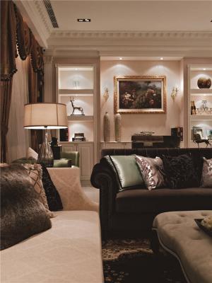 美式新款沙发
