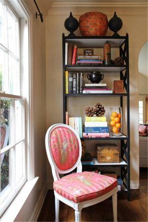 立式阳台书柜
