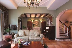 新古典大客厅沙发