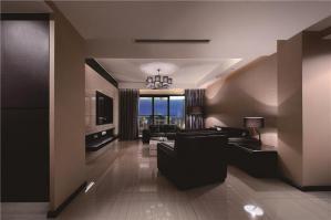 简约大客厅沙发图片
