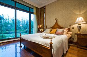 美式别墅卧室装修