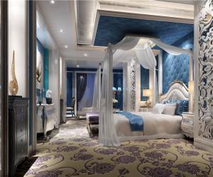 温馨家庭卧室装修图片