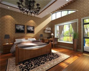家居家庭卧室装修图片