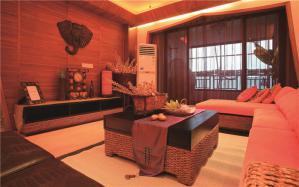 现代小户型客厅沙发图片