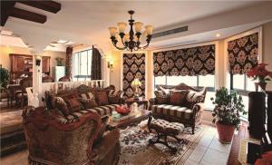 小清新小户型客厅家具