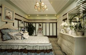 公寓十平米小卧室装修图欣