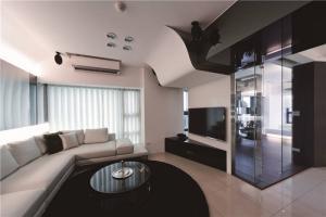 现代休闲沙发图片