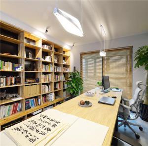 收纳书柜定制设计
