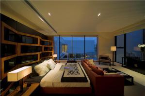 欧式奢华次卧室装修图片