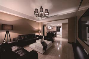 美式大客厅沙发