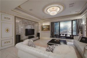 小清新大客厅沙发