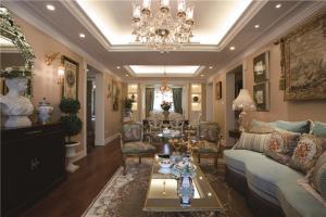 豪华大客厅沙发