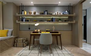 工业风美式书桌