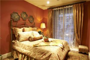 温馨别墅卧室装修