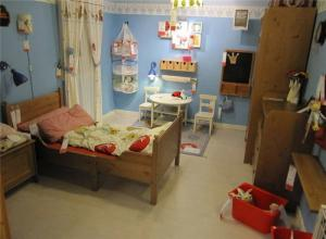 实木家具儿童房装修效果图