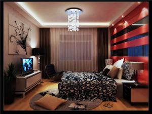 好看的小户型卧室装修风格