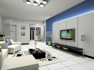 欧式奢华小户型电视柜图片