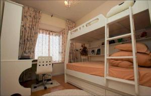 双层床10平米儿童房设计