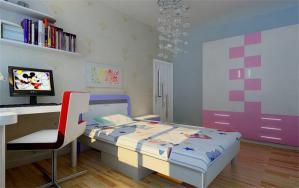 小空间儿童房设计搭配