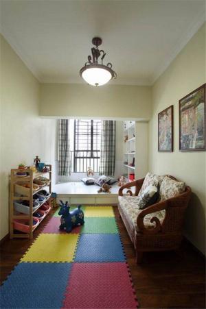 儿童房家装样板间欣赏