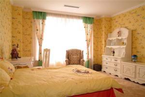复古小空间儿童房设计