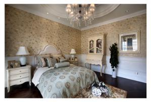 欧式卧室装修图片大全