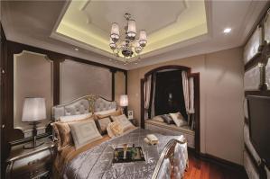 热门飘窗卧室设计图片