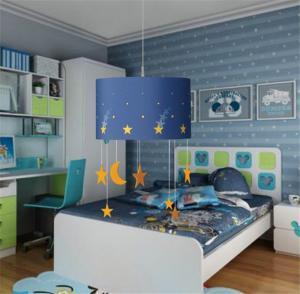 男孩儿童房整体家具