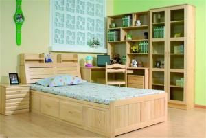 儿童房布置家具设计