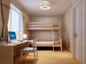 家居上下床设计效果图