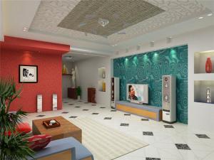 房间电视柜高度