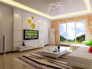 房间电视柜风格