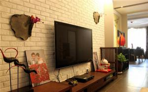 多功能现代电视柜图片