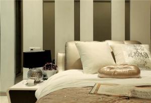 美式小卧室装修案例图片