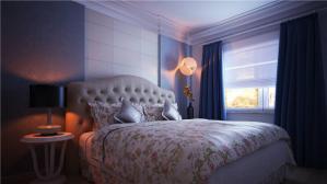 时尚小户型卧室装修图片