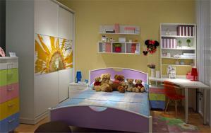 时尚儿童房装修实例