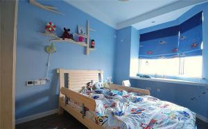 简单小空间儿童房设计