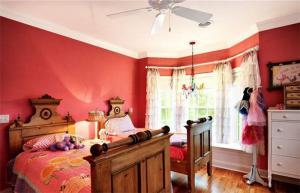 华丽儿童房设计与装修
