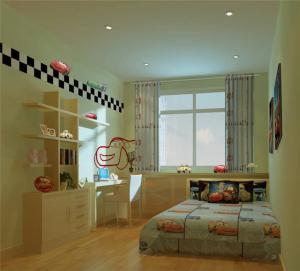 简易小空间儿童房设计