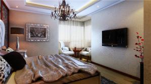 公寓小户型卧室装修