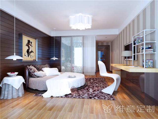 公寓小卧室装修图片