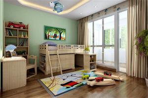 儿童套房整体家具