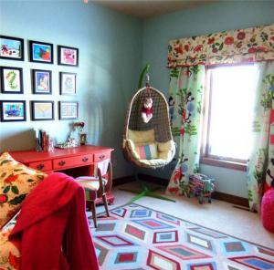 美式儿童房家具