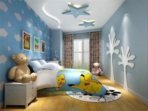男孩儿童房怎样设计
